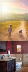Going Home : Landscapes by SingleHandedStudio
