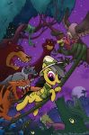 Daring Do - My Little Pony #16 cover by BillForster