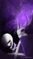 XGASTER - 1 layer challenge by JakeiArtwork