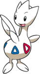 Shiny Togetic Dream World Art by TrainerParshen