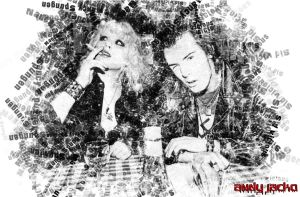 Sid N' Nancy by AndyJacko