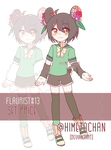 [CLOSED_SETPRICE] Flaurist#13 adopt by Himetochan