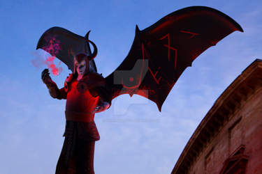 Dungeons and Dragons - Venger by ThereminStudio
