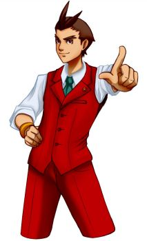 Apollo Justice by ChirpyCharlotte