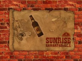 Sunrise Sarsaparilla by dan232323