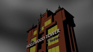 Tower of Terror by BrittanysDesigns