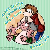 -+BIRTHDAYS GALORE+- by BechnoKid