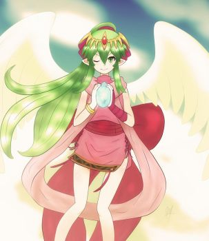 Tiki(Young) by RayDango