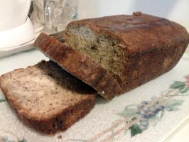 The best banana bread in the world! by KatsumiShiokawa