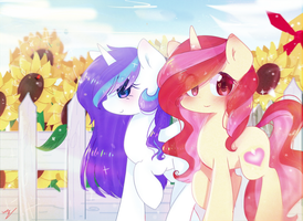 [CE] Sunflower by WindyMils