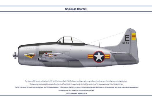 Bearcat South Vietnam 2 by WS-Clave