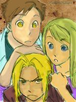 What's this? FMA by CoolerMasterSuNe
