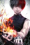 Todoroki Shouto by 10Juu