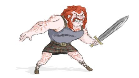 William Wallace by gadyariv