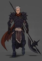 commission: Vergil by toherrys