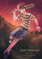 Ness again..! by Eeveetachi