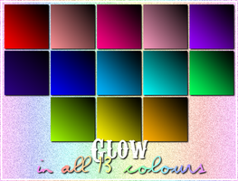 Glow Gradients by BabyChanel