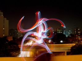 light graffiti IV by roledeluz