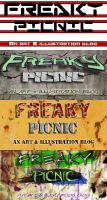freaky picnic banners by Ace-McGuire