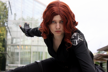 Black Widow - Get Ready by Trixita