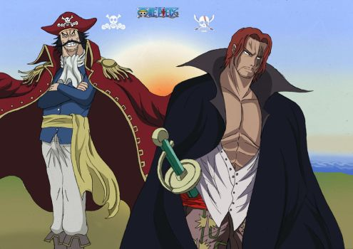 One Piece \\  King and Emperor by Katong999