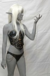 Dark Elf Cosplay by Zaralbak