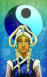 Princess Yue by Merina-Sky