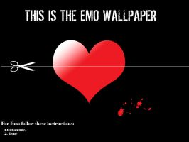 The Offical Emo Wallpaper by Mr-Violation
