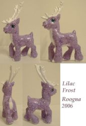 Lilac Frost by Roogna
