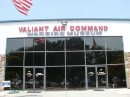 Valiant Air Command Warbird Museum by L1701E