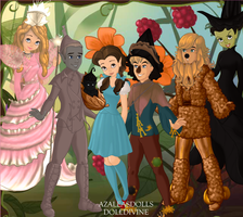 Pixie The Wizard of Oz by musicmermaid