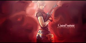 Claire Redfield by angela by LEON-ANGELA