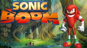 Sonic Boom - Knuckles The Echidna by Knuxy7789