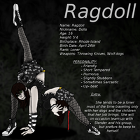 Ragdoll Ref by PilusInk