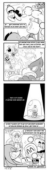 Bomberman in Smash: The Comic by JamesmanTheRegenold