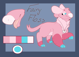 Fairy Floss Reference Sheet by Helixagonal