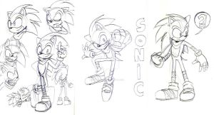 BOOM Sonic by ThePandamis