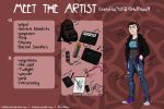 MEET THE ARTIST|2017 by CRFahey