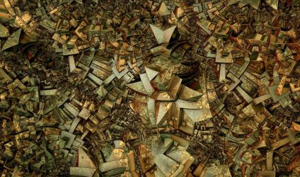 The Eternal City by timemit