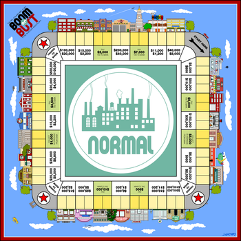 Boom or Bust: The Mega Edition - NORMAL by jonizaak