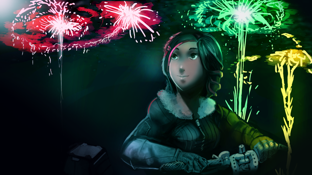 Happy Belated New Years by ZaneZansorrow