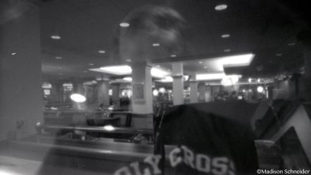 Ghost (pinhole) by MaxCooper67