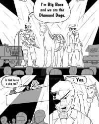 Diamond Dogs by LCom