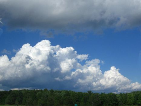 Clouds 3 by MapleRose-stock