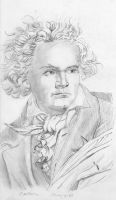 Beethoven by hank1