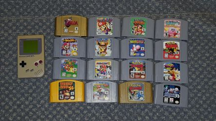 MY CLASSIC GAMES 3 by HAVOC777