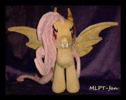 Flutterbat the vampire pon by calusariAC