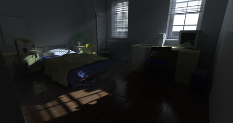 Bedroom 4 by patlefort