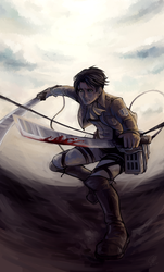 Levi by omurizer