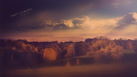 Landscape Wallpaper by two-e-one